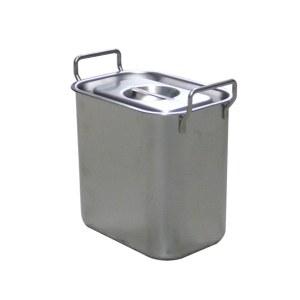 不锈钢四方储物桶