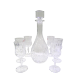 SHERRY GLASS SET
