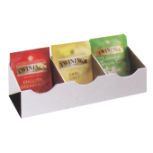 S/S 3 SECTIONS TEA BAG STAND