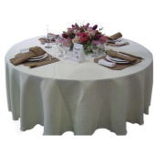 TABLE CLOTH (ROUND)