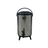 INSULATED CONTAINER WITH TAP